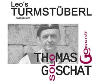 Plakat Konzert in Leos Turmstüberl 27.4.2016